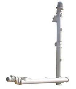 LC型垂直螺旋输送机